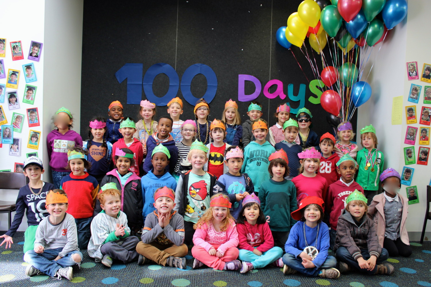 Prep: 100 Days of school